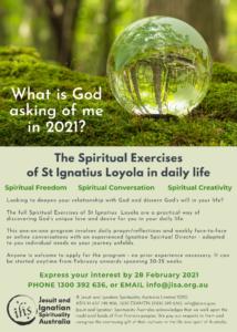 Full Spiritual Exercises of St Ignatius Loyola 2021